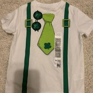 NWT 24mo st pattys day shirt